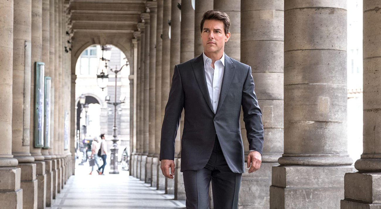 Tom Cruise como Ethan Hunt en Mission: Impossible – Fallout (2018). Imagen: Paramount Pictures