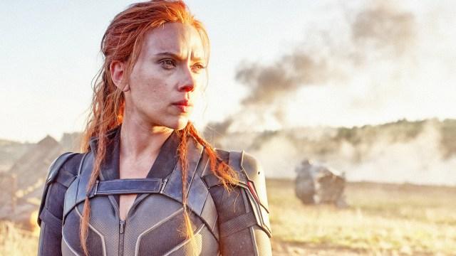Scarlett Johansson como Natasha Romanoff/Black Widow en Black Widow (2020). Imagen: fanart.tv