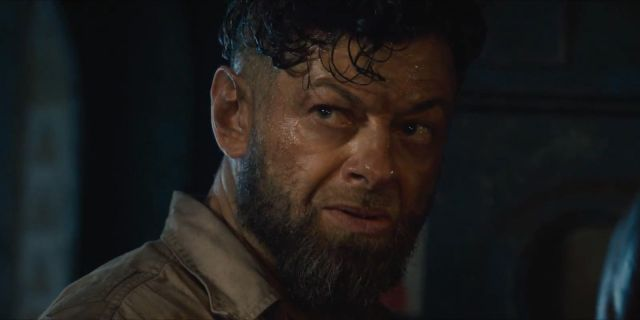 Andy Serkis apareció como Ulysses Klaw en el MCU. Es Alfred Pennyworth en The Batman (2021). Imagen: Comic Book Resources (cbr.com)