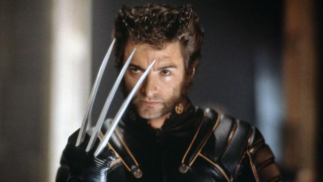 Hugh Jackman como Wolverine/Logan en X-Men (2000). Imagen: fanart.tv