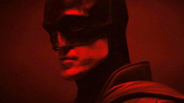 Batman (Robert Pattinson) en The Batman (2021). Imagen: IMDb.com