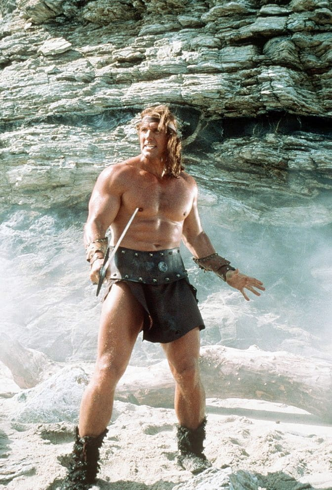 Ralf Möller en Conan the Adventurer (1997). Imagen: listal.com