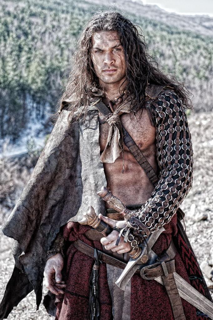 Jason Momoa en Conan the Barbarian (2011). Imagen: listal.com