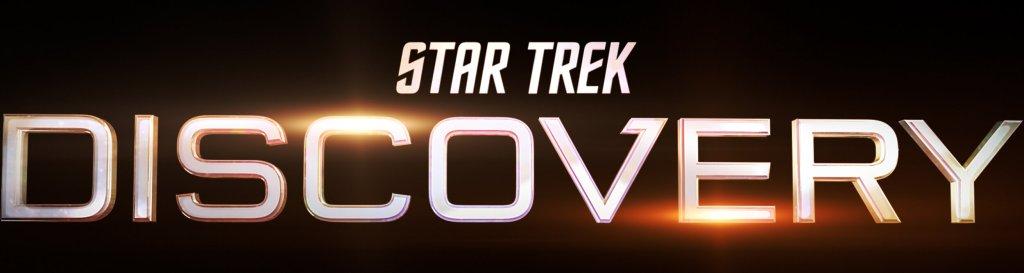 El logotipo de la temporada 3 de Star Trek: Discovery. Imagen: blackfilmandtv.com