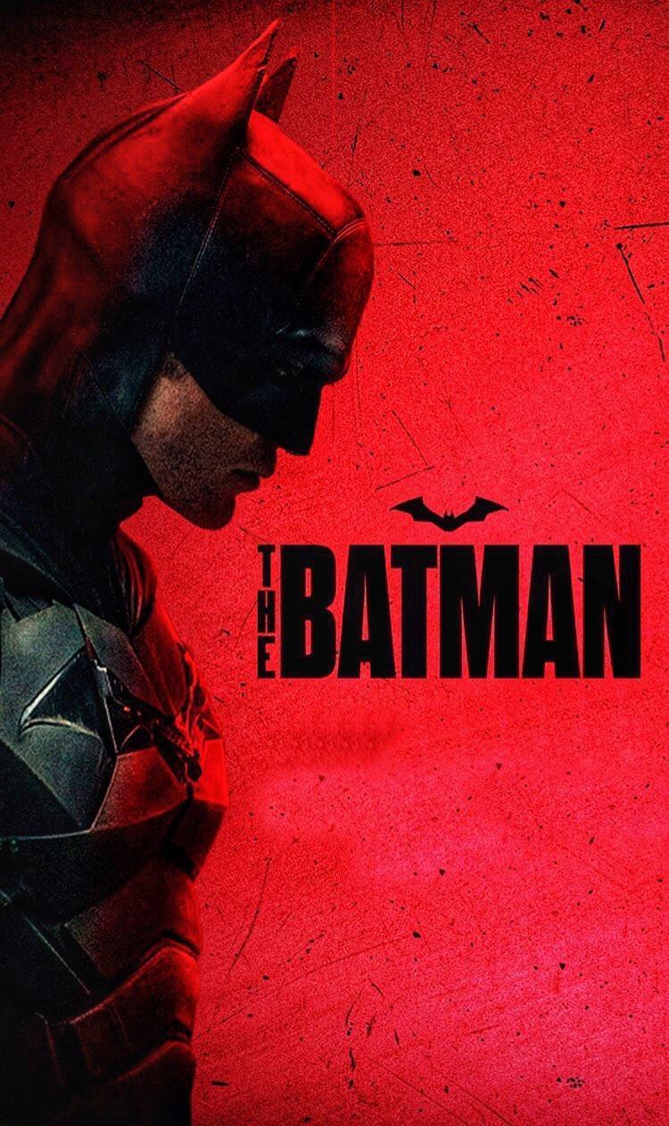 Póster de The Batman (2021). Imagen: Cosmic Book News