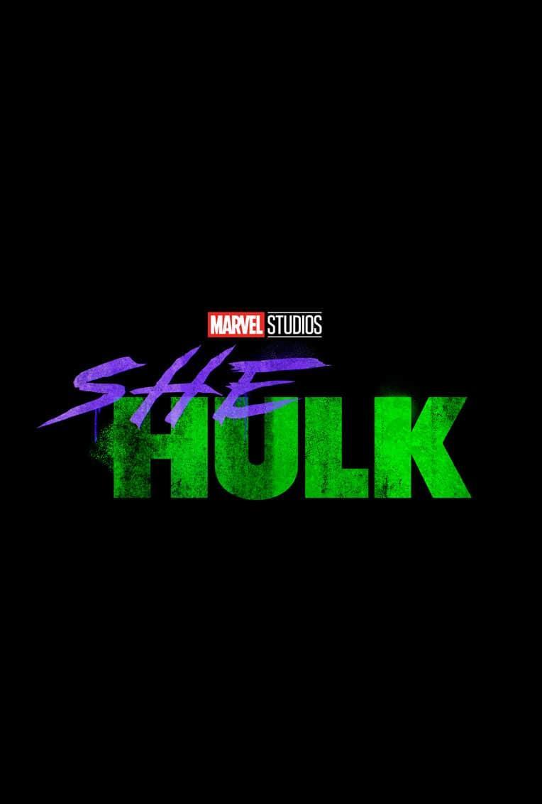 Logotipo de She-Hulk en Disney+. Imagen: Marvel.com