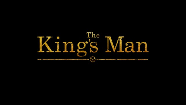 Logotipo de The King's Man (2021), titulada inicialmente Kingsman: The Great Game. Imagen: 20th Century Studios