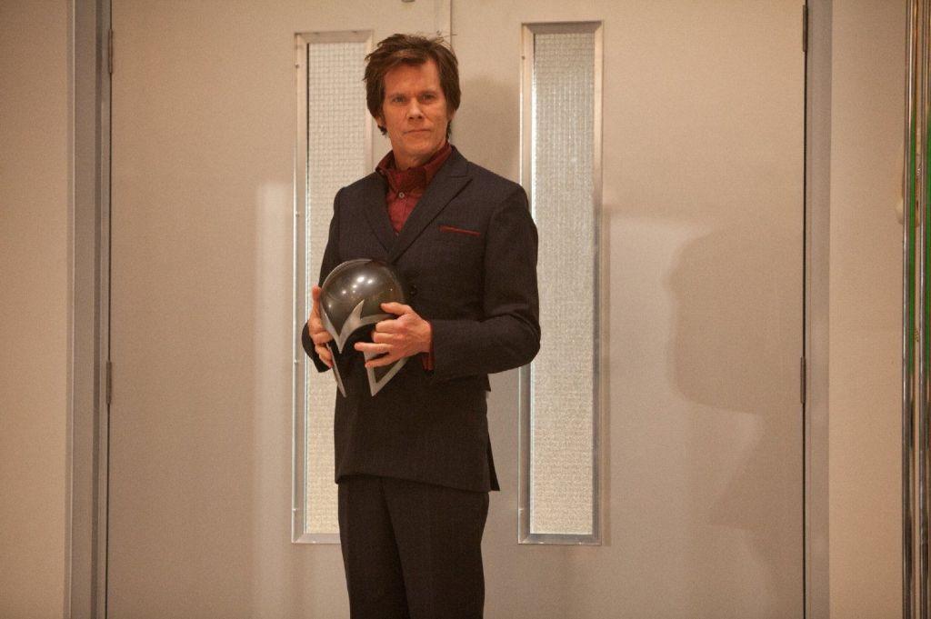 Sebastian Shaw (Kevin Bacon) en X-Men: First Class (2011). Imagen: pinterest.com