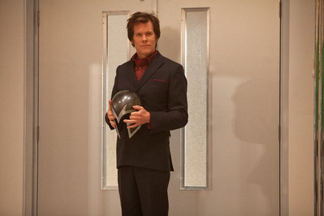 Sebastian Shaw (Kevin Bacon) en X-Men: First Class (2011). Imagen: pinterest.com