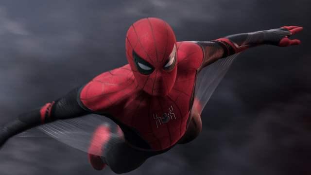 Spider-Man/Peter Parker (Tom Holland) en Spider-Man: Far From Home (2019). Imagen: fanart.tv