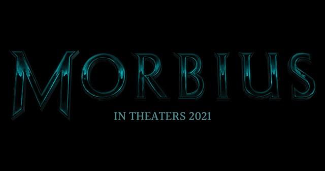 El logotipo de Morbius (2021). Imagen: morbius.movie