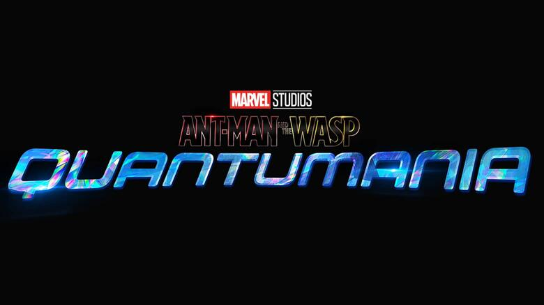Logotipo de Ant-Man and the Wasp: Quantumania (TBD). Imagen: Marvel.com