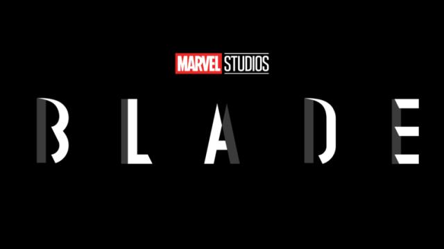 Logotipo de Blade (TBD). Imagen: Marvel.com