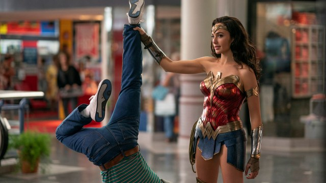 Wonder Woman (Gal Gadot) en Wonder Woman 1984 (2020). Imagen: Warner Bros. Pictures