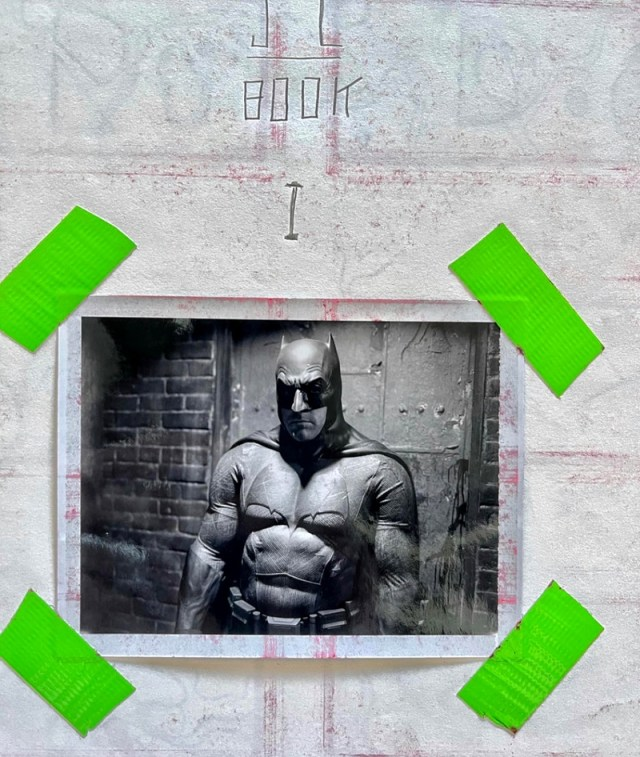 Batman (Ben Affleck) en Zack Snyder's Justice League (2021). Imagen: thedirect.com