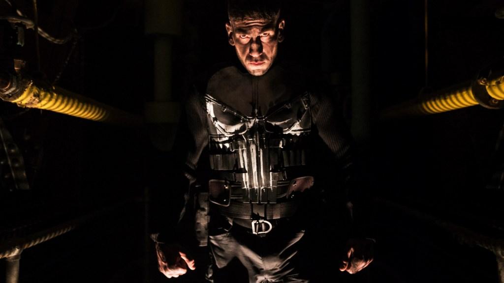 Frank Castle/The Punisher (Jon Bernthal) en The Punisher (2017-2019). Imagen: fanart.tv