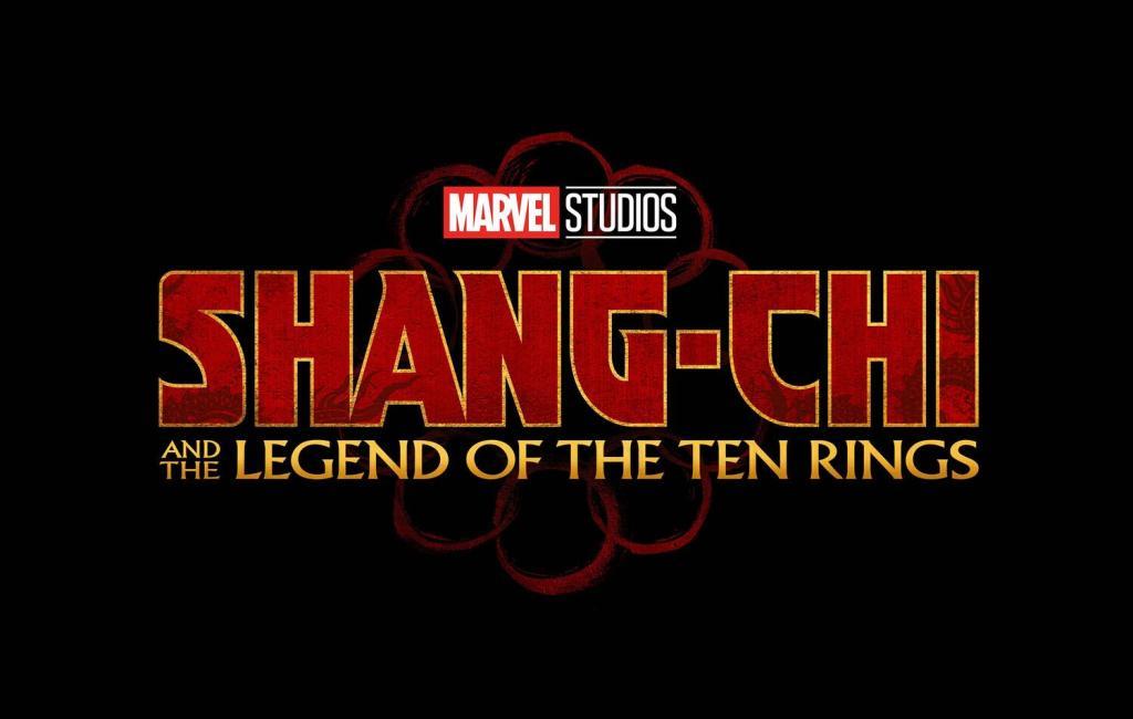Logotipo de Shang-Chi and the Legend of the Ten Rings (2021). Imagen: Marvel.com