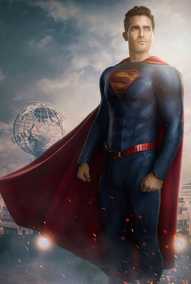 Superman (Tyler Hoechlin) en Superman & Lois. Imagen: SpoilerTV