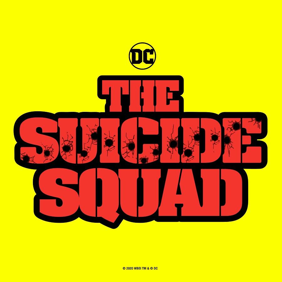 El logotipo de The Suicide Squad (2021). Imagen: dccomics.com