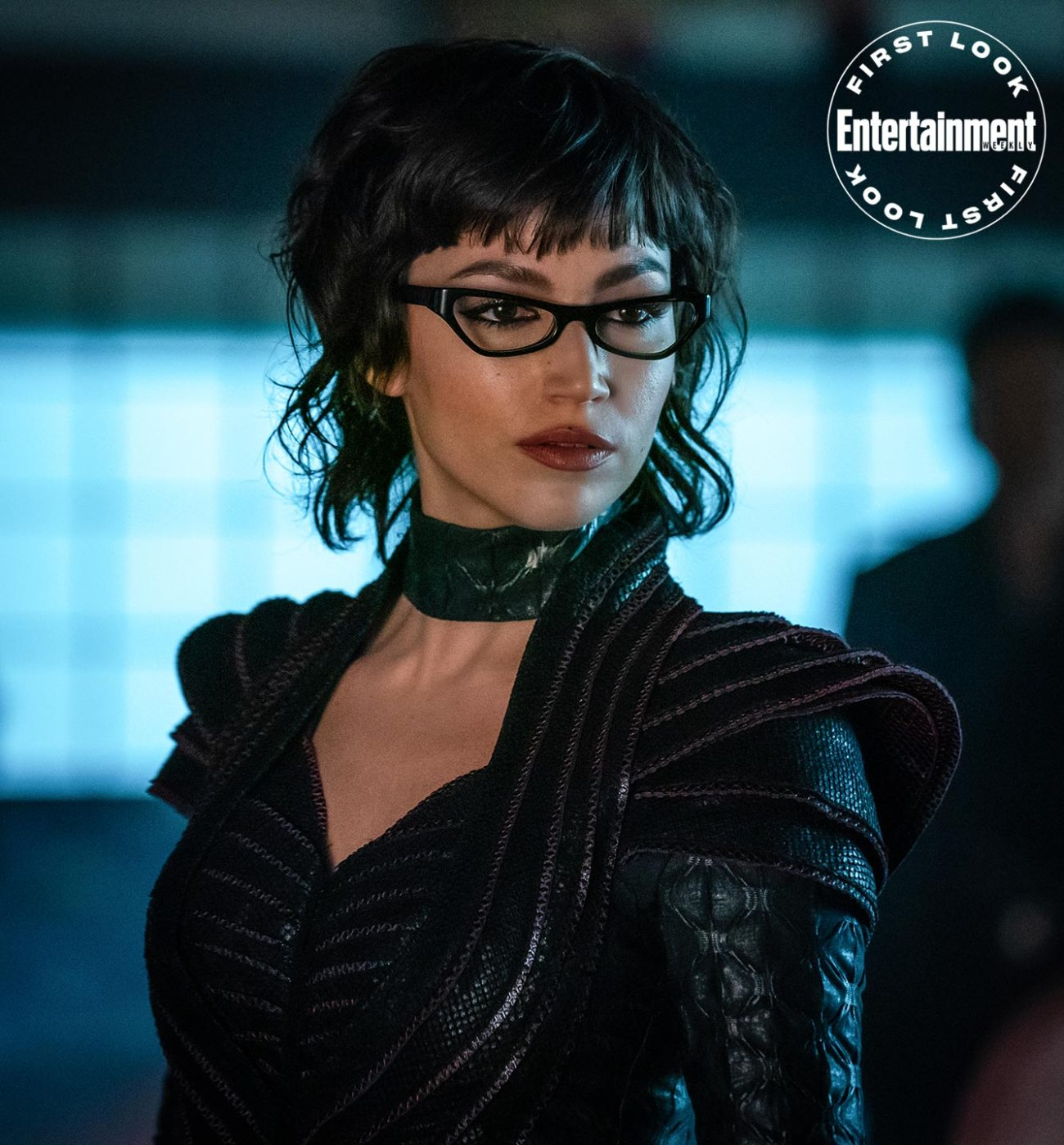 The Baroness (Úrsula Corberó) en Snake Eyes: G.I. Joe Origins (2021). Imagen: Niko Tavernese/Paramount Pictures/Entertainment Weekly