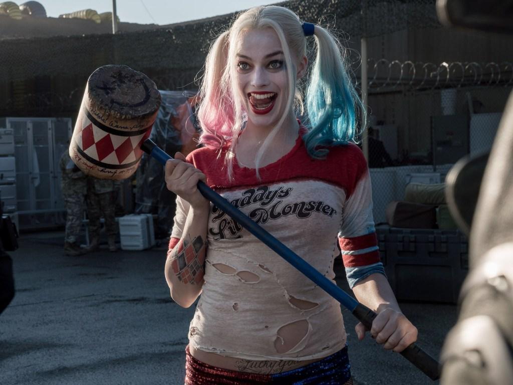Harley Quinn (Margot Robbie) en Suicide Squad (2016). Imagen: fanpop.com