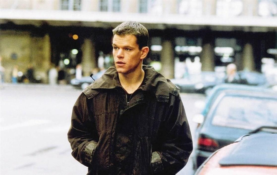 Jason Bourne (Matt Damon) en The Bourne Identity (2002). Imagen: listal.com
