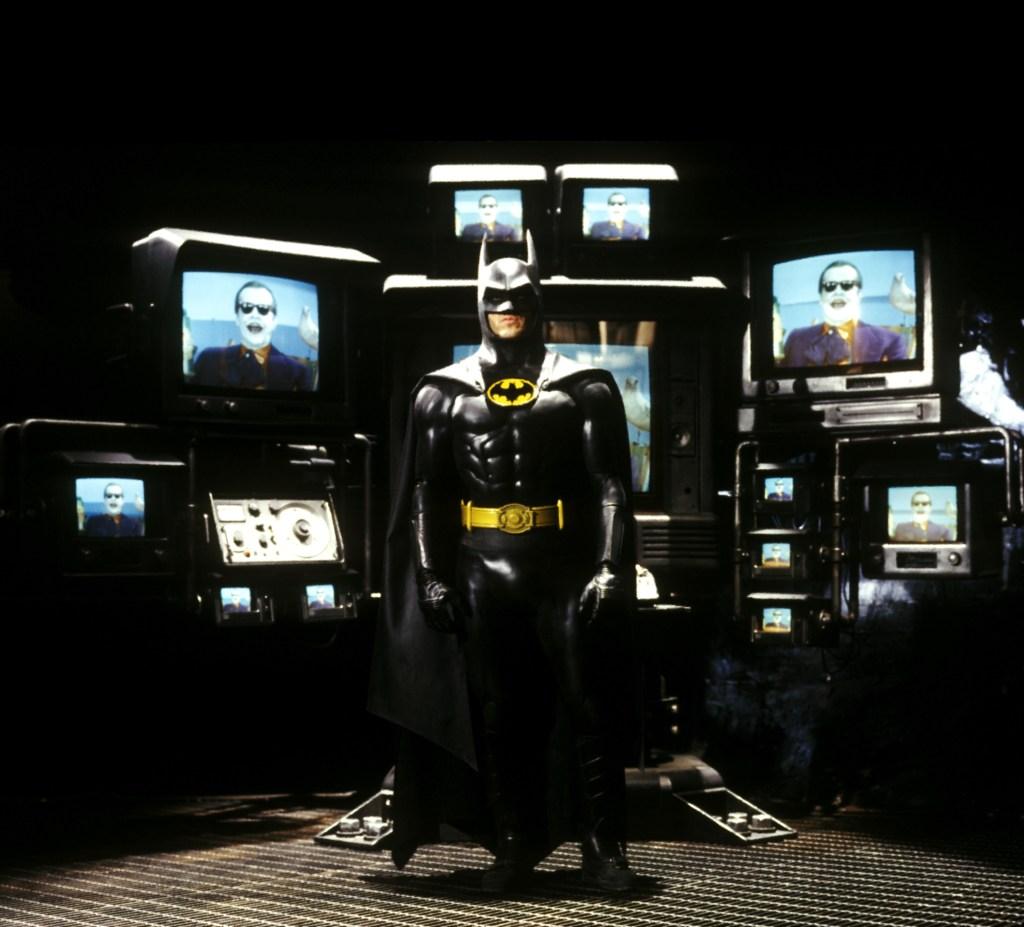 Batman/Bruce Wayne (Michael Keaton) en Batman (1989). Imagen: IMDb.com