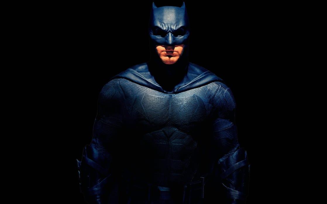 Batman/Bruce Wayne (Ben Affleck) en Justice League (2017). Imagen: listal.com