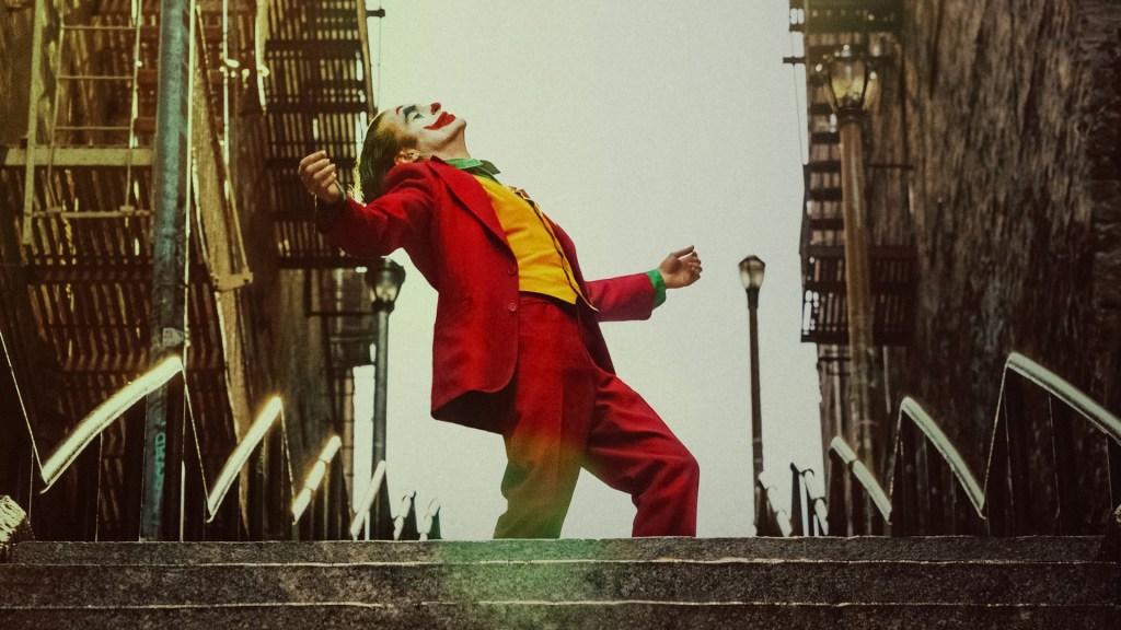 Arthur Fleck/Joker (Joaquín Phoenix) en Joker (2019). Imagen: fanart.tv