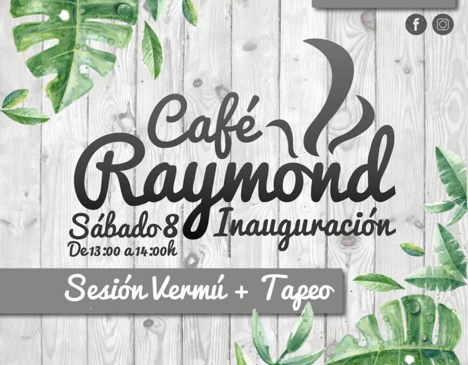 cafe raymond gijon