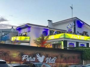 licencia terraza hostelería Gijón Pura Vida