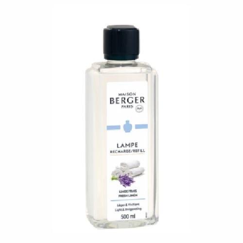 Lampe Berger huisparfum Fresh Linen 500ml 2