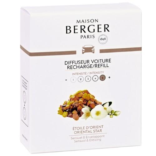 Maison Berger autoparfum navulling Oriental Star