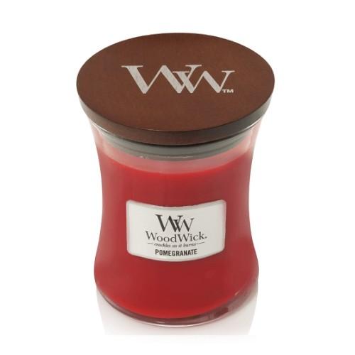 WoodWick Geurkaars Pomegranate Medium