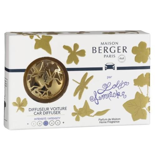 Maison Berger Autoparfum Lolita Lempicka Satin Gold