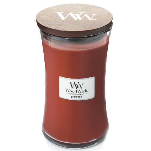 WoodWick Geurkaars Redwood Large