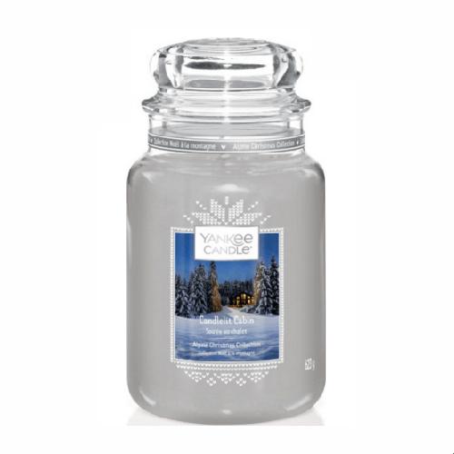 Yankee Candle Candlelit Cabin Large Jar