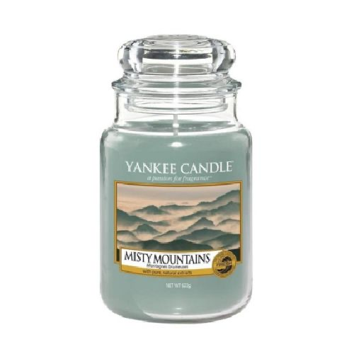 Yankee Candle Misty Mountains Large Jar