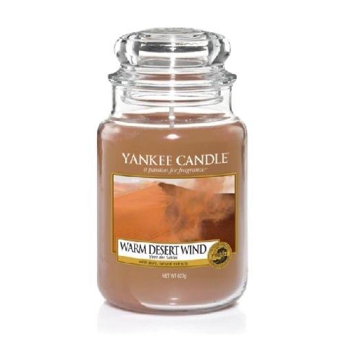 Yankee Candle Warm Desert Wind Large Jar