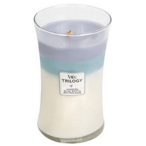 Woodwick Trilogy Calming Retreat Large