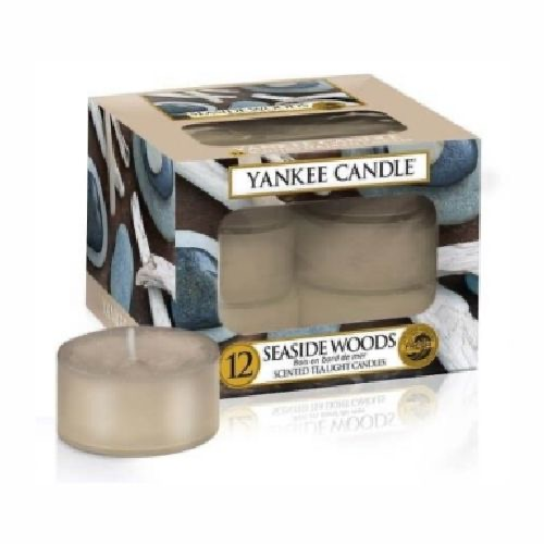 Yankee Candle Seaside Woods Tea Lights