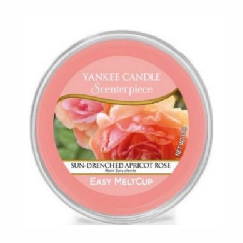 Yankee Candle Scenterpiece MeltCup Sun-Drenched Apricot Rose