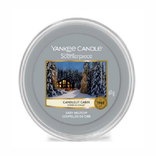 Yankee Candle Scenterpiece MeltCup Candlelit Cabin