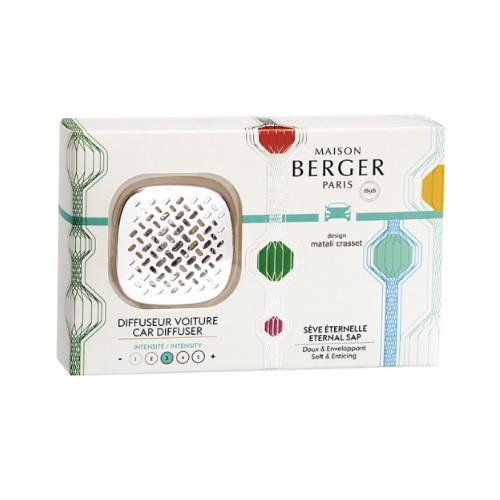 Maison Berger autoparfum Eternal Sap