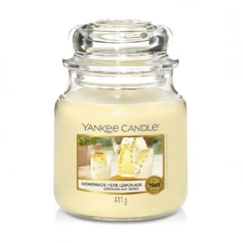Yankee Candle Homemade Herb Medium Jar
