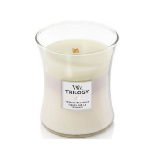 Woodwick Trilogy Terrace Blossoms Medium