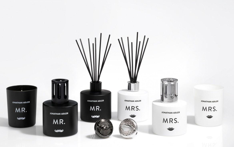 Maison Berger Jonathan adler Mr & Mrs