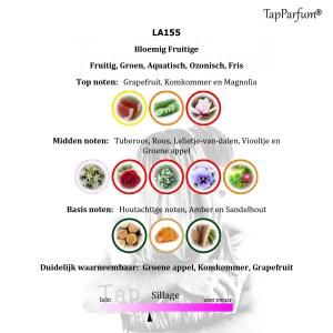 TapParfum Dames LA155