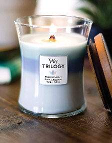 WoodWick Trilogy Woven Comfort