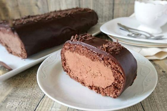 Rol cu ciocolata